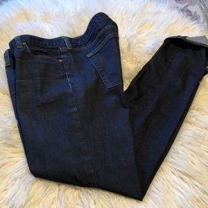 J crew Matchstick bootcut jeans